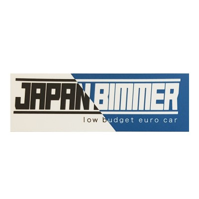Matrica JAPAN BIMMER (RICEDELIVERY)